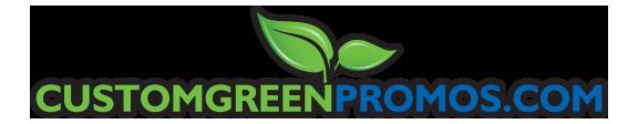Custom Green Promos