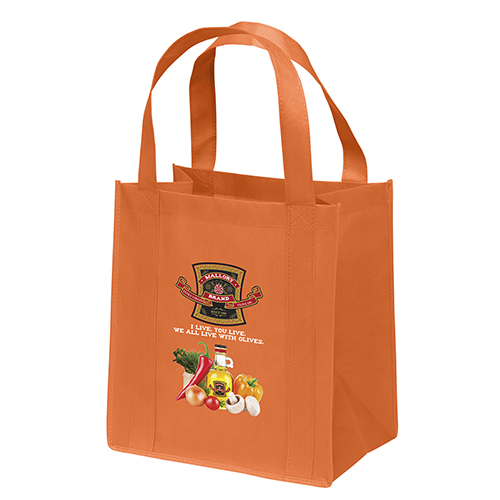 Recycled Reusable Bags