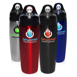 28.5 oz Stainless Steel Sports Water Bottles ASB218