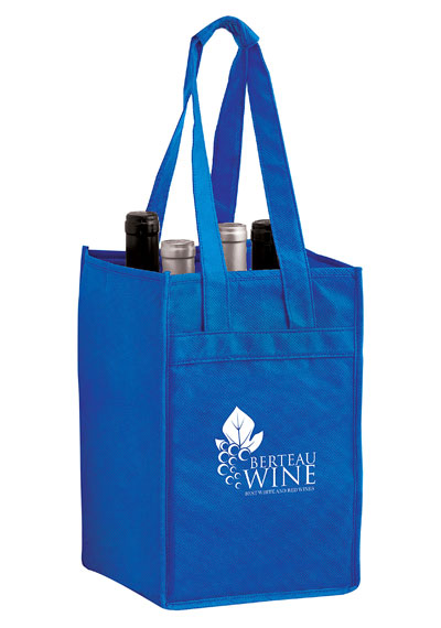 Reusable Recycled Wine Bags Wholesale