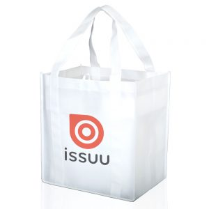 Full Color Non Woven Grocery Bags ASTOT33