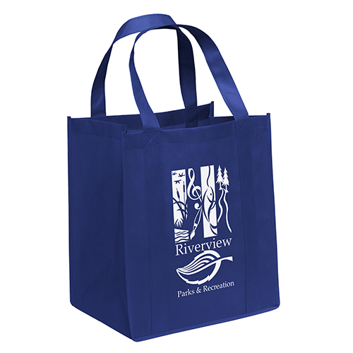 Eco Friendly Recycled Reusable Grocery Tote Bags
