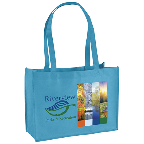 Eco Friendly Green Recycled Tote Bags