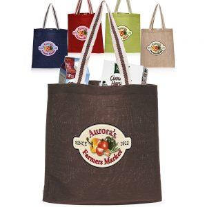 Casual Juco Tote Bags ATOT3754